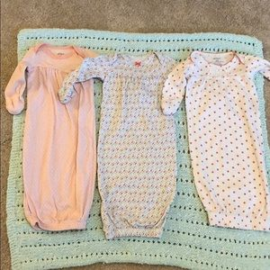 Infant gowns - 3